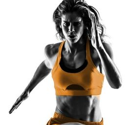 Fitness Athlete image for personal training site