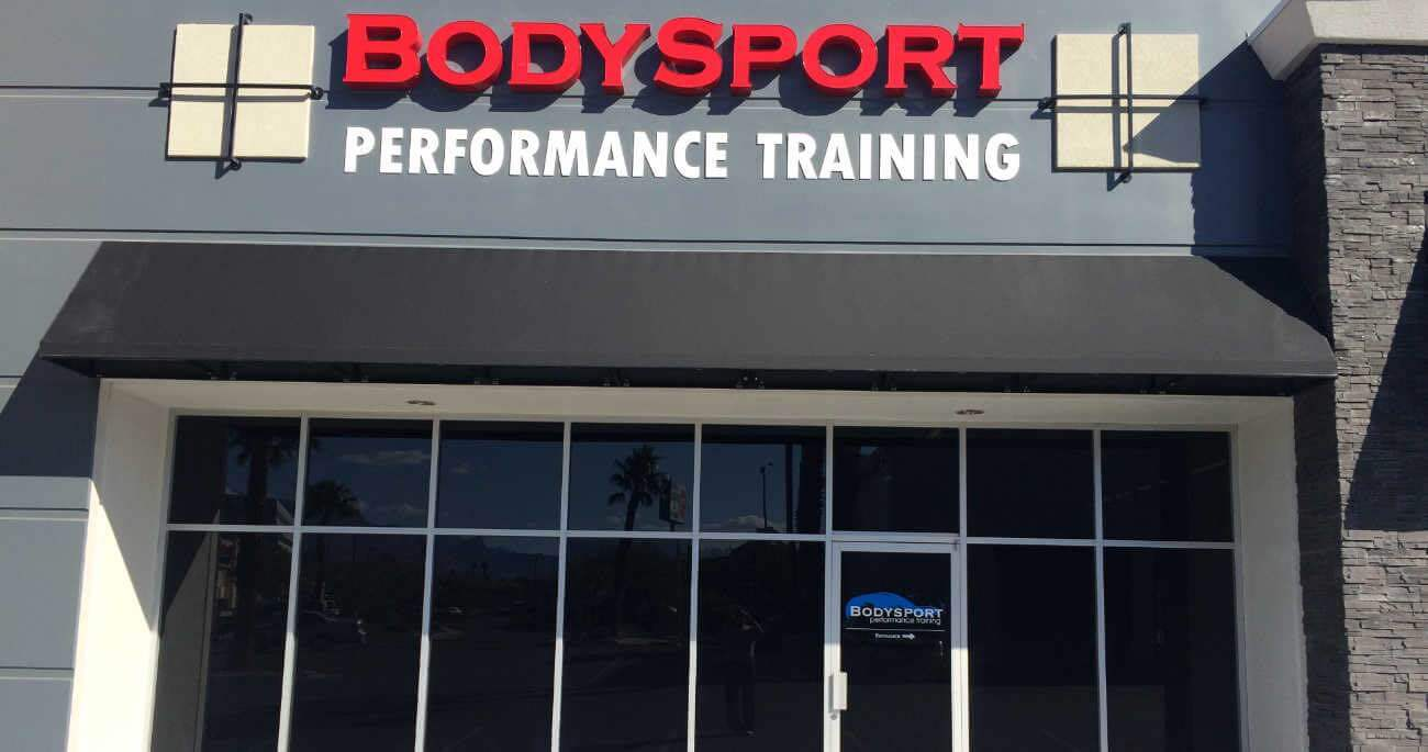 Bodysport Performance Front of building image for Iron Trainer