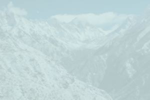 mountains and snow background