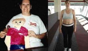 Personal trainer client testimonial Alena