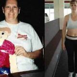 Personal trainer client testimonial Alena