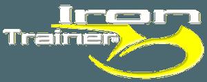 large iron trainer logo for retina