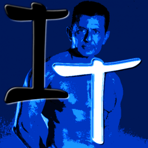 don niam image and letters I and T