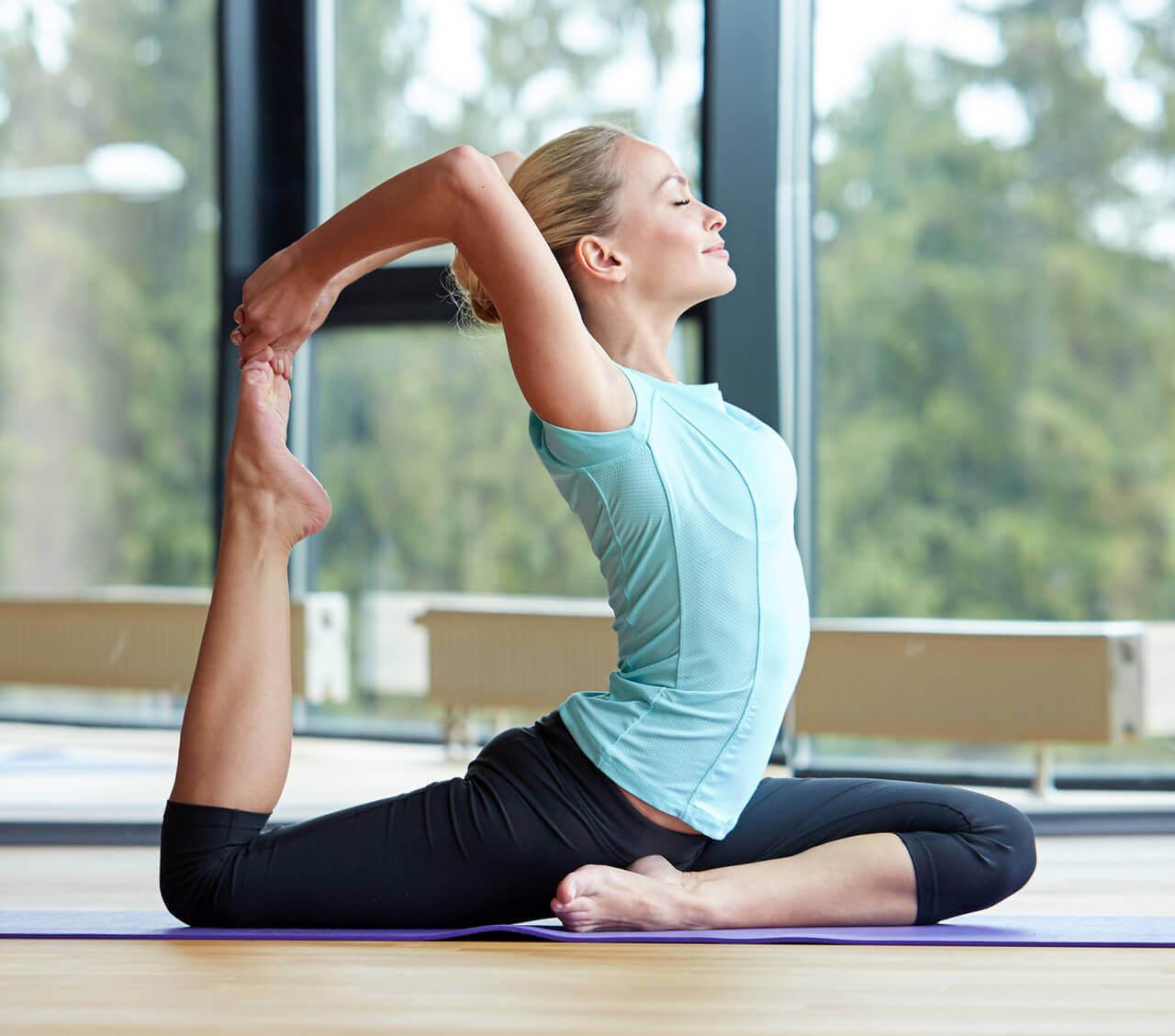 Flexibility Training by Las Vegas Personal Trainer