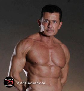 upper body photo of personal trainer in las vegas