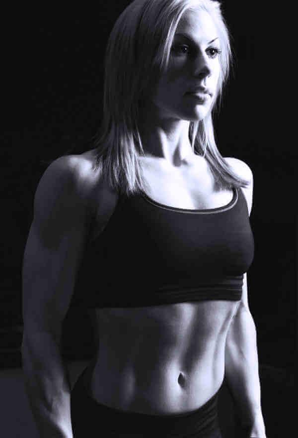 female fitness trainer photo las vegas